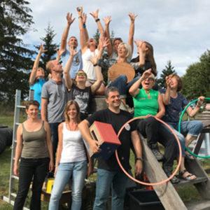 3K&A Trainer Ausbildung mit Tanja Schweda