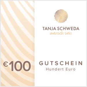 Gutschein 100 Euro Tanja Schweda
