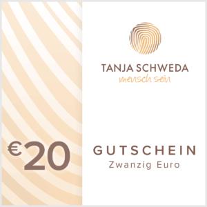 Gutschein 20 Euro Tanja Schweda