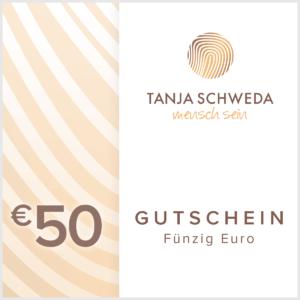 Gutschein 50 Euro Tanja Schweda