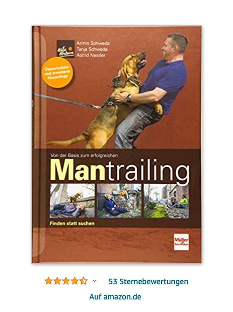 Mantrailing Buch