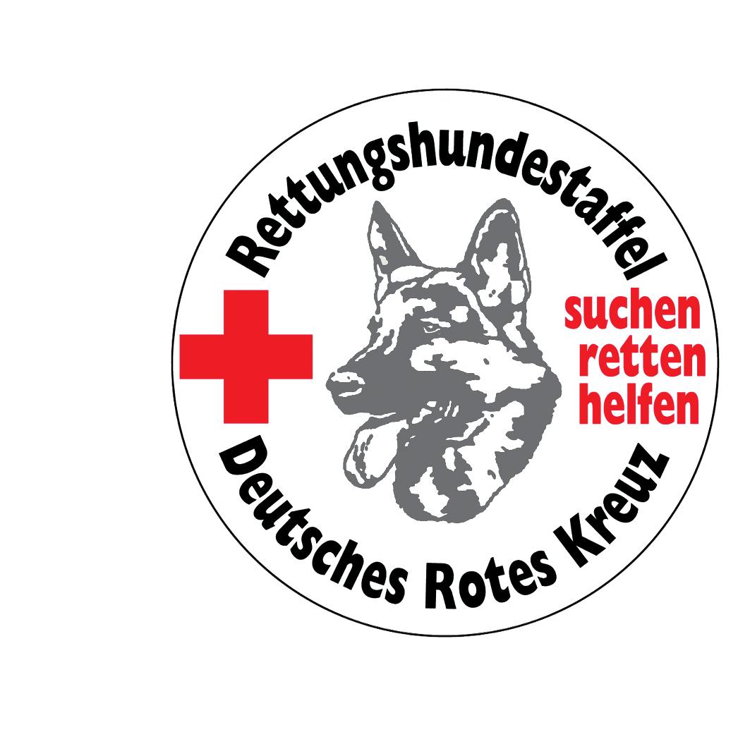 Mitglied der BRK-Rettungshundestaffel Kreisverband Haßberge
