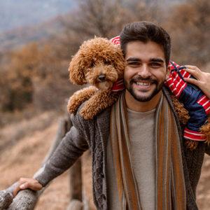 Personal Boost mit deinem Hund
